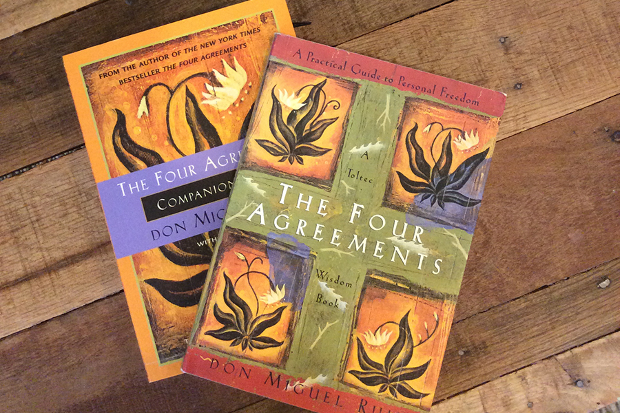 The Four Agreements A Practical Guide To Personal Freedom Yoga Home