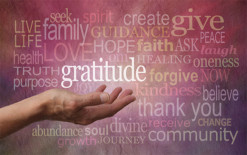 Gratitude – It's Not Just for Thanksgiving Anymore: by Kerri Hanlon