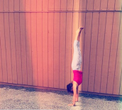 Yogi Playground: Handstands with Co-Founder Maura Manzo