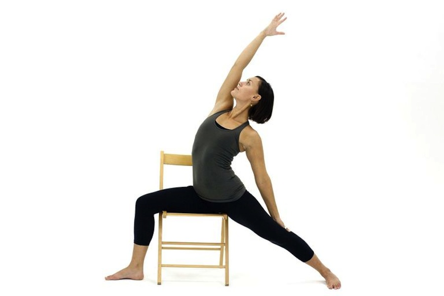 chair yoga yoga for special populations