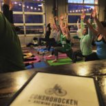 Yoga Home at Conshy Brewing