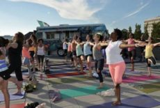 Yoga on the Roof — $5 Community Class at Whole Foods Plymouth Meeting