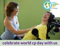 october community focus: world cp day