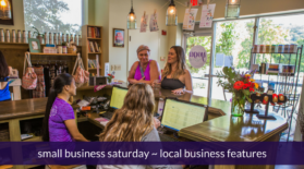 Small Business Saturday – Local Business Features