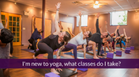 new to yoga class guide