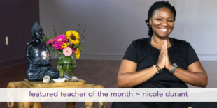 featured teacher of the month ~ nicole durant