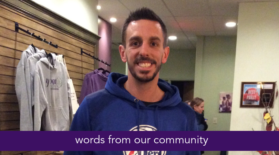 words from our community