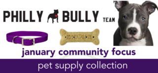 january community focus ~ pet supply collection
